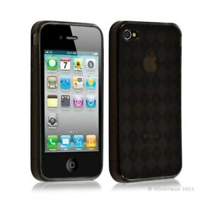 coque noir iphone 4