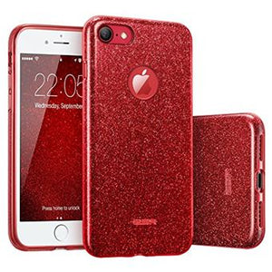 coque paillette iphone 7 silicone