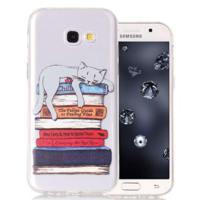coque samsung a5 2017 transparente ultrafine