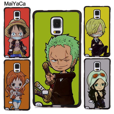 Coque Samsung Galaxy S5 : One Piece Personnages