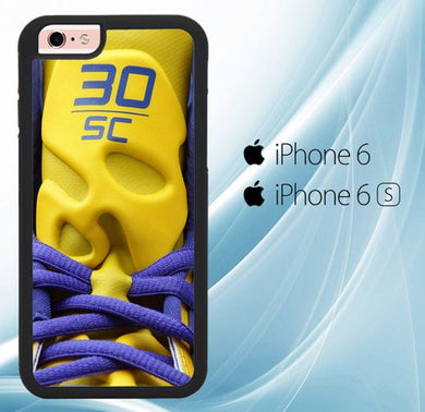 stephen curry logo shoes X5852 coque iPhone 6, iPhone 6S
