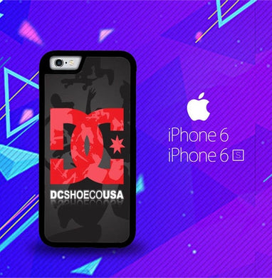DC Shoes Logo X5949 coque iPhone 6, iPhone 6S