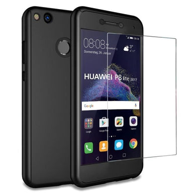 Full body Coque pour Huawei P8 Lite 2017 Honor 8 Lite PC