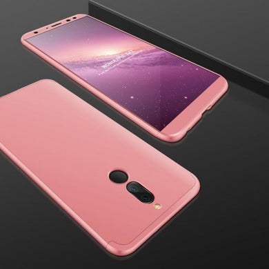 huawei mate 10 lite coque rose