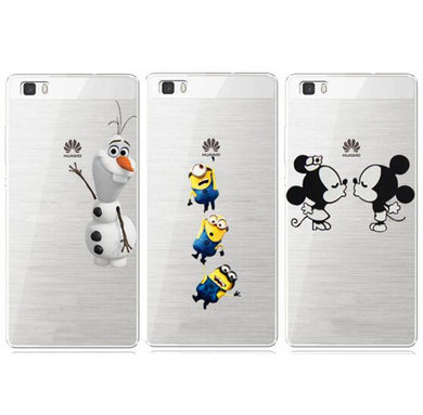 huawei p9 lite coque mickey
