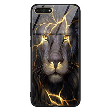 huawei y6 2018 coque loup