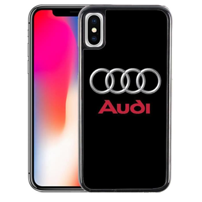 iphone xr coque audi