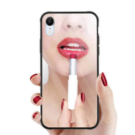 iphone xr coque miroir