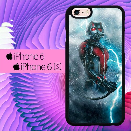 Ant Man Lighting L3074 coque iPhone 6, iPhone 6S