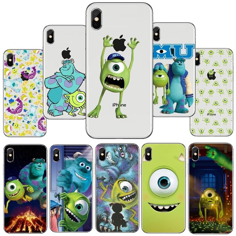monsters university coque iphone 6 terri and terry