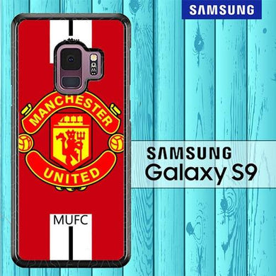 Coque Samsung Galaxy S9 Manchester United