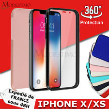 coque de protection Iphone 4/5/6/7/8/X skin Fortnite F logo
