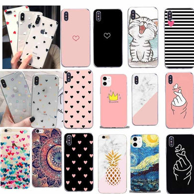 COQUE ETUI HOUSSE LUXE IPHONE 6/6S/Plus/7/8/5/SE XS MAX XR 11 Pro SE  SILICONE
