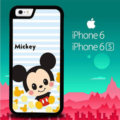 Mickey P1002 coque iPhone 6, iPhone 6S