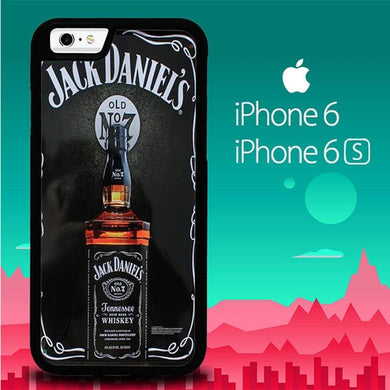 Jack Daniel P1038 coque iPhone 6, iPhone 6S