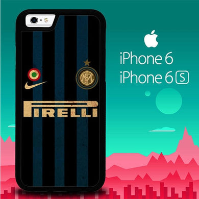 Inter Milan Pirelli P1050 coque iPhone 6, iPhone 6S