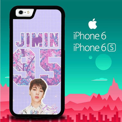 Jimin 95 P1058 coque iPhone 6, iPhone 6S