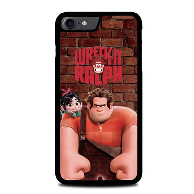 wreck it ralph Z3729 iPhone 7 , iPhone 8 coque