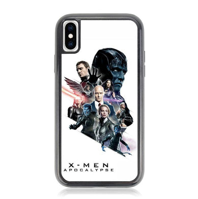 x men apocalypse Z3631 iPhone XS Max coque