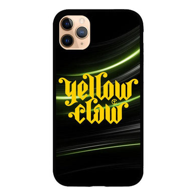 yellow claw logo Z3721 iPhone 11 Pro coque
