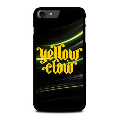 yellow claw logo Z3721 iPhone 7 , iPhone 8 coque