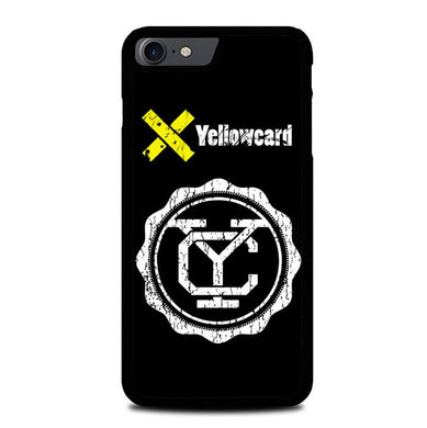 yellowcard Z3724 iPhone 7 , iPhone 8 coque