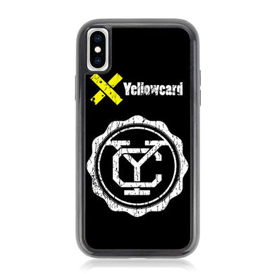 yellowcard Z3724 iPhone XS Max coque