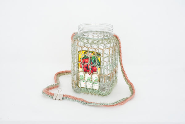 Pear Ware netted fruit carrier bag