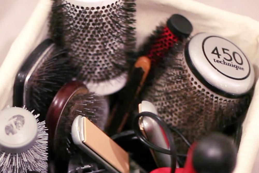 How Important Is A Clean Hair Brush? You May Be Surprised
