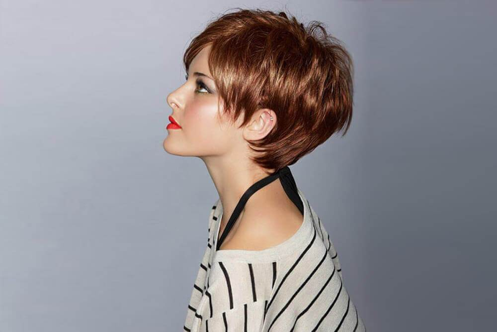 Short Hair, Don't Care? Then You Need Our Styling Tips for Short Hair