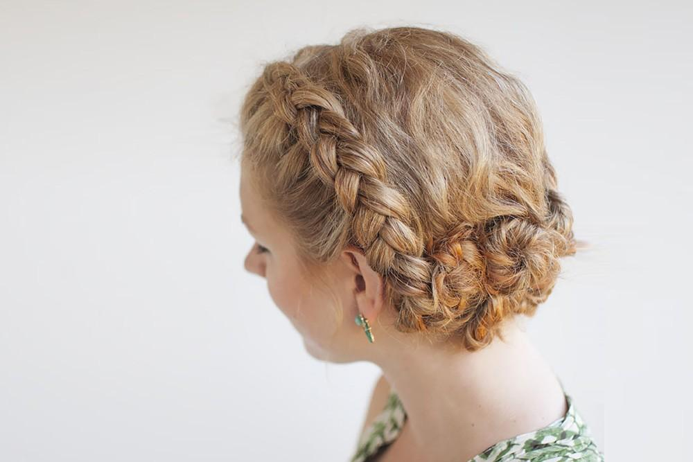 What to Do With Frizzy Hair: 10 Gorgeous Hairstyles to Hide the Frizz