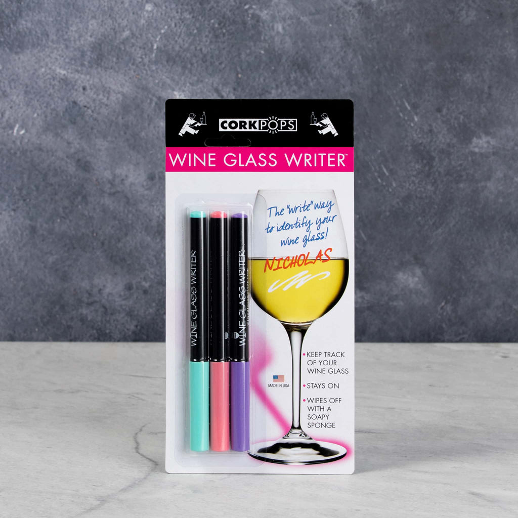 Wine Glass writing Pens