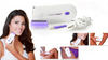Painless Epilator with Soft Touch Sensor