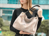 The Lace Leather Handbag