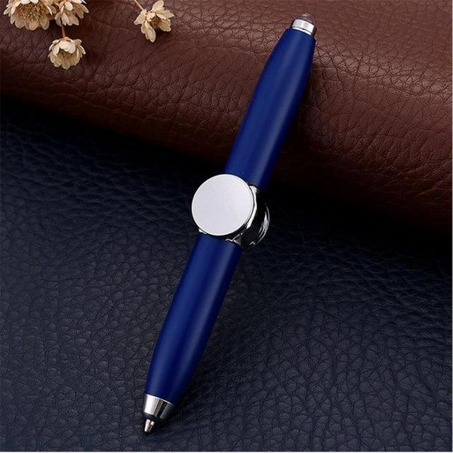Executive Multi-Function Fidget Spinner Pen!