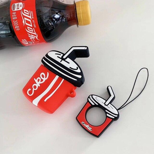 Coke Airpod Case