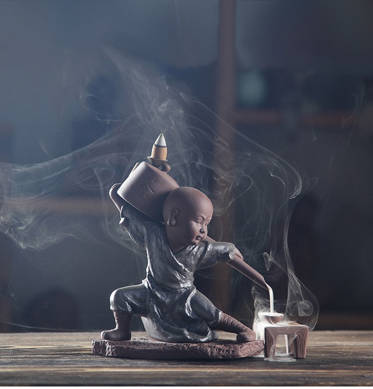 Sensei Incense burner