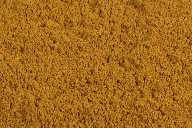 Dusty Brown Weathering Powder 1 Ounce