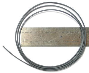 TCS HEAT SHRINK 3/64THS OD 5 FEET