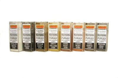 Weathering Powders Set