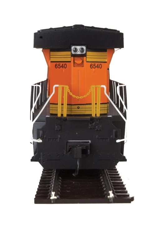 Walthers Mainline HO 910-20186 GE Evolution Series GEVO, Burlington Northern Santa Fe #6540 ESU DCC & SOUND