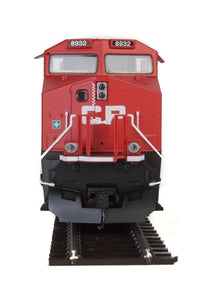 Walthers Mainline HO 910-20190 GE Evolution Series GEVO, Canadian Pacific #8932 ESU DCC & SOUND