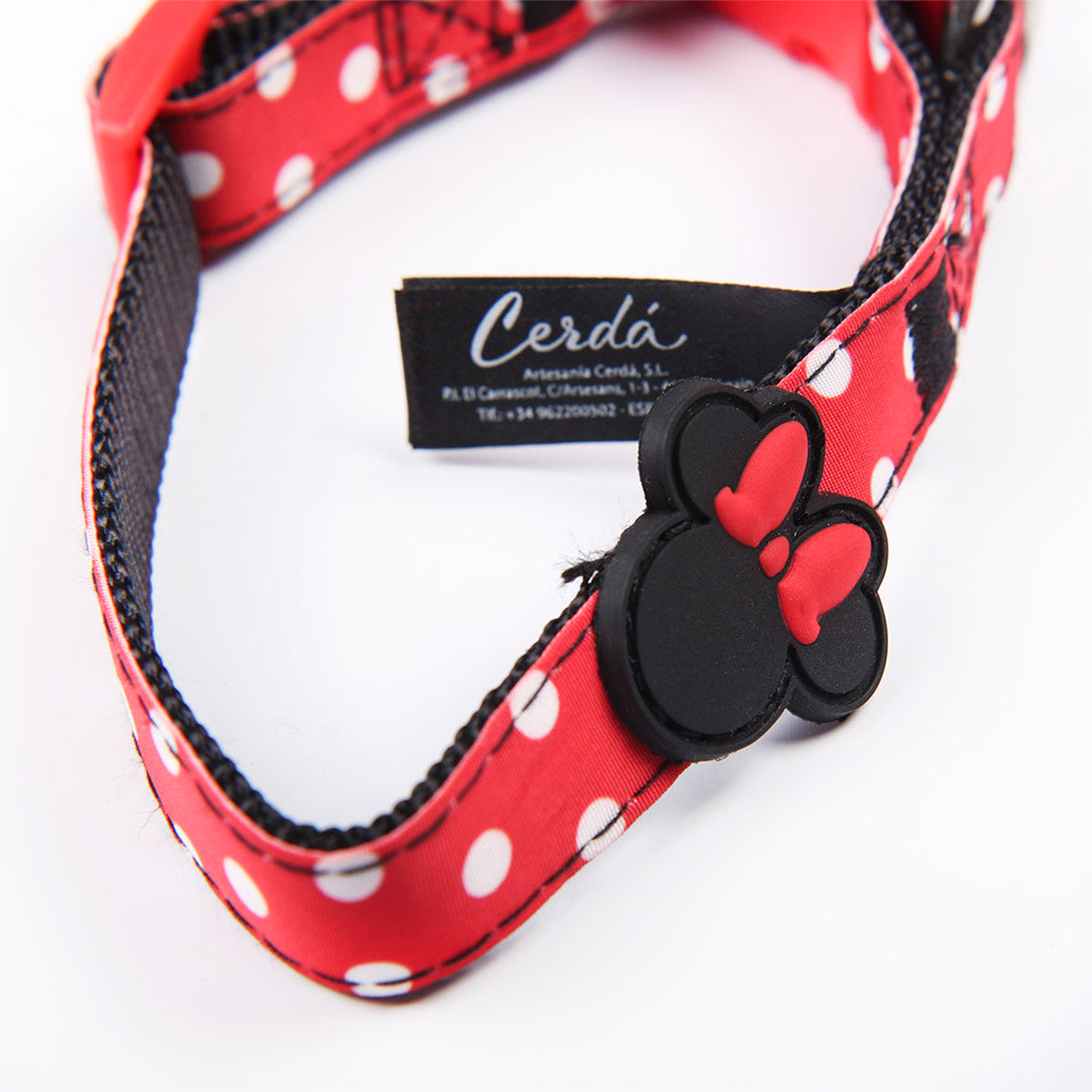 Collar - Minnie Mouse