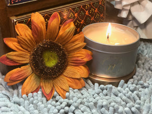 Massage and Aromatherapy Candles