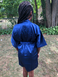 GGC Silk Robe -Kids