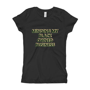 Black Owned Business Short Sleeve T-Shirts **Restocking 8/16/20**