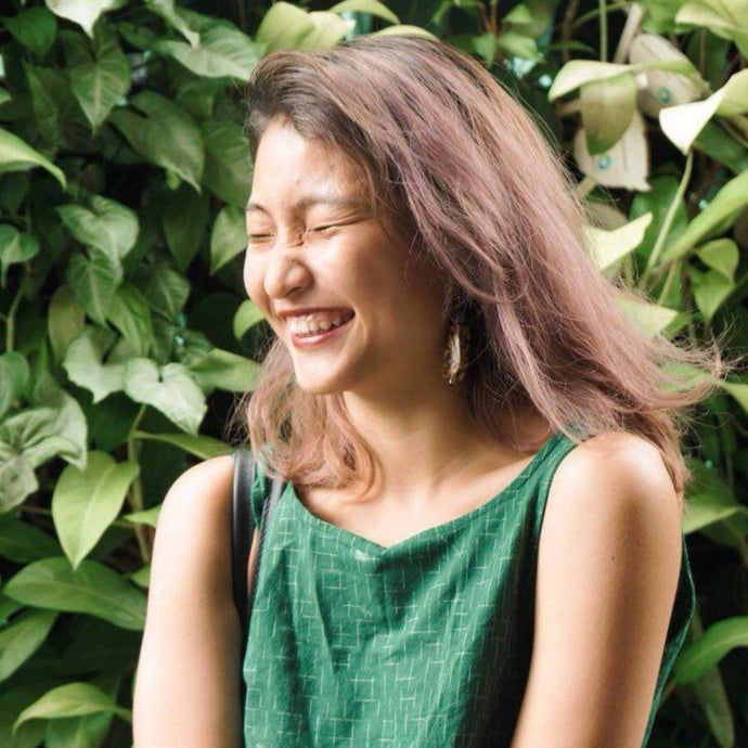 "Girls Unite #7 : ""An Eco-Blogger's Dreams for a Greener Singapore"""
