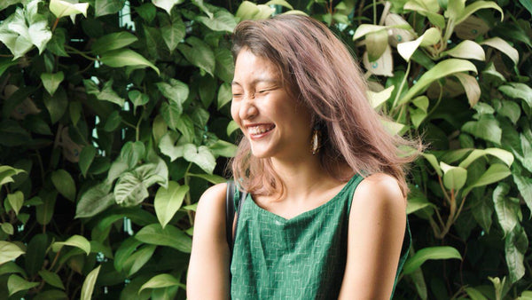 Tammy, eco-activist from Singapore