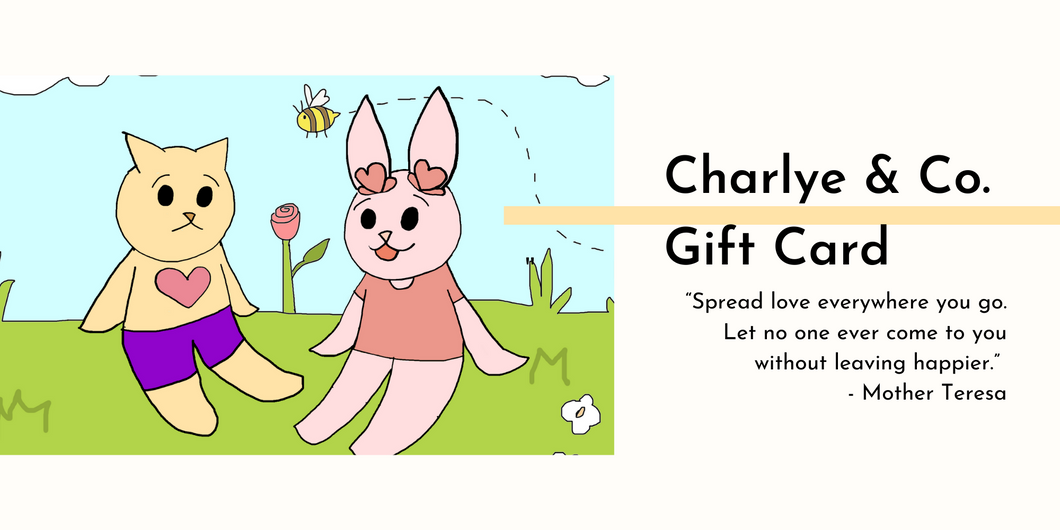 Charlye & Co. Gift Card