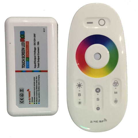1 Zone RGB LED Strip Remote with controller - Eden illumination